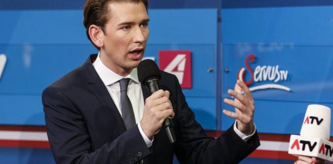Sebastian Kurz, cudowne dziecko austriackiej polityki