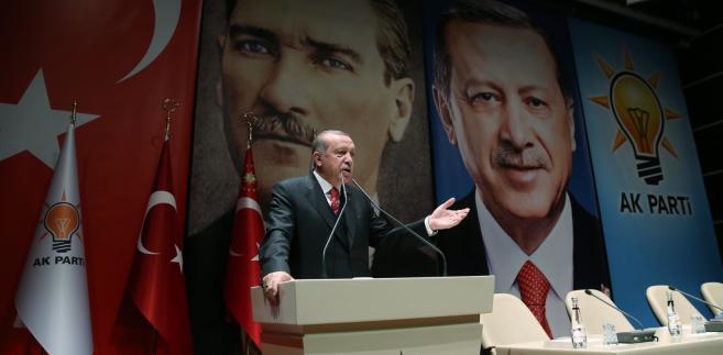 Prezydent Erdogan