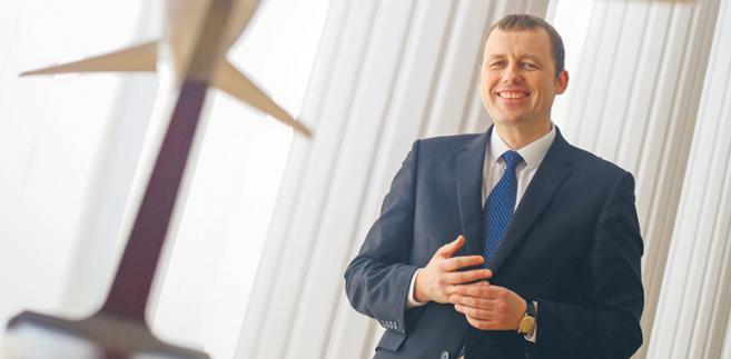 Mikołaj Wild, pełnomocnik rządu ds. Centralnego Portu Komunikacyjnego