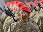 Finlandzki minister obrony krytykowany za pomysł zawieszenia poboru kobiet do wojska
