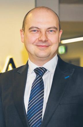 Daniel Ozon, nowy prezes Jastrzębskiej Spółki Węglowej, wcześniej przez dziewięć miesięcy p.o. prezesa i szef rady nadzorczej tej spółki będącej największym w UE producentem węgla koksowego – bazy do produkcji stali