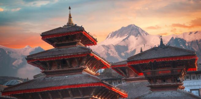 Nepal - Dolina Katmandu