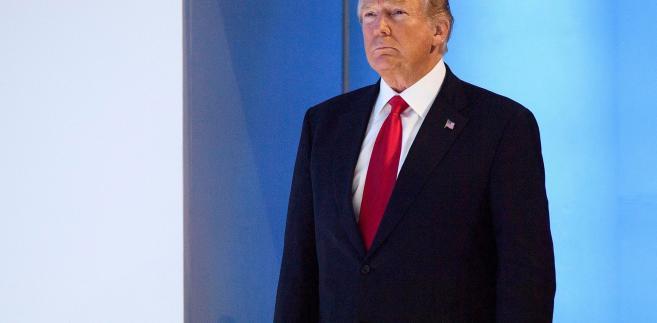 Od czasu wygłoszonego 30 stycznia orędzia o stanie państwa wyraźnie poprawiły się też ogólne notowania Trumpa