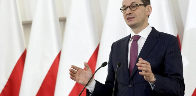 Premier Morawiecki zapowiedział, że handel kryptowalutami w Polsce zostanie zakazany lub uregulowany
