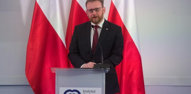Szumowski zwrócił uwagę, że dotychczas plany Ministerstwa Zdrowia powstawały dzięki wiedzy eksperckiej, na grupach roboczych, które dyskutowały na różne tematy
