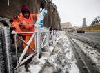 """5 cm śniegu sparaliżowało Rzym i """"podzieliło Włochy. Mimo odśnieżarek za milion euro"""
