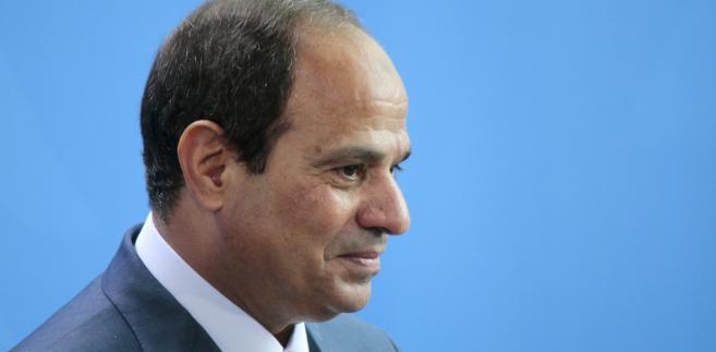 prezydent Egiptu As-Sisi