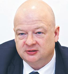 Bartosz Urbaniak, szef bankowości Agro w BNP Paribas na Europę Środkowo-Wschodnią i Afrykę