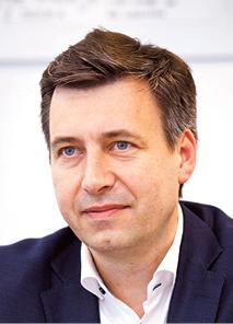 Mateusz Poznański wiceprezes zarządu Alior Banku