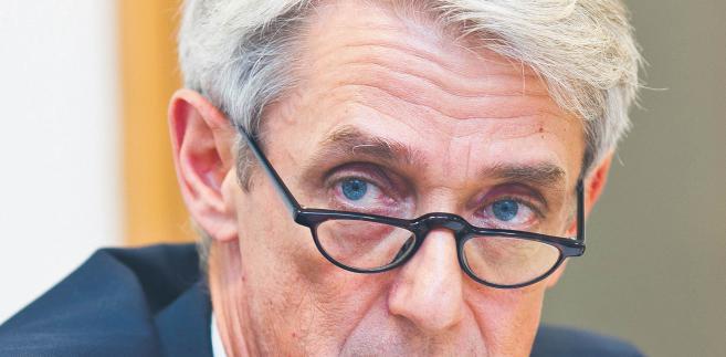 Michał Laskowski, sędzia i rzecznik prasowy Sądu Najwyższego