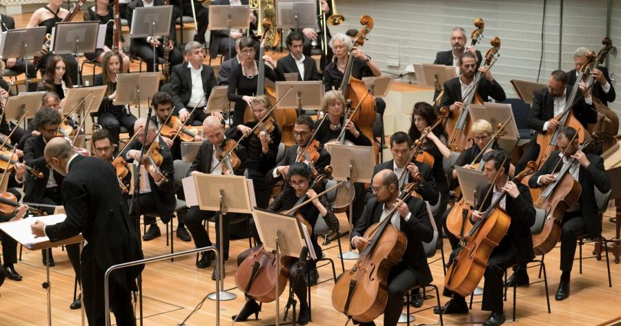 BF Syrian Expat Philharmonic Orchestra