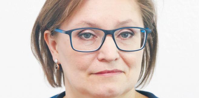 Agnieszka Świątek-Druś rzecznik prasowy Urzędu Ochrony Danych Osobowych