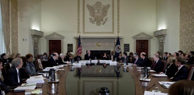 Posiedzenie Amerykańskiej Rezerwy Federalnej (Fed).