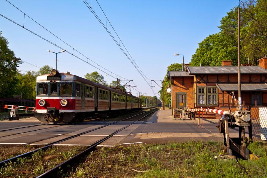 kolej, pociąg
