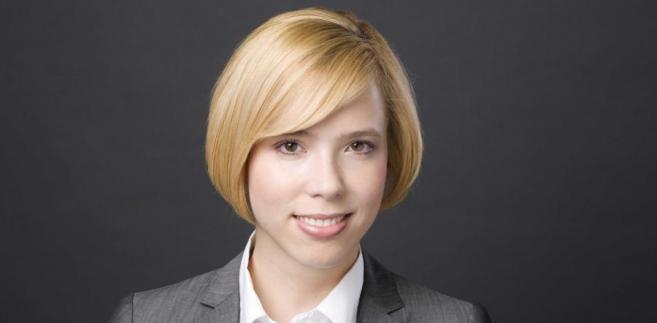 Maja Goettig, członkini zespołu doradców ekonomicznych premiera Donald Tuska