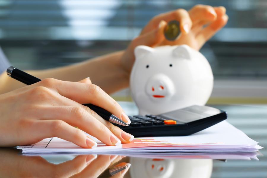 oszczędzanie, pieniądze, konta