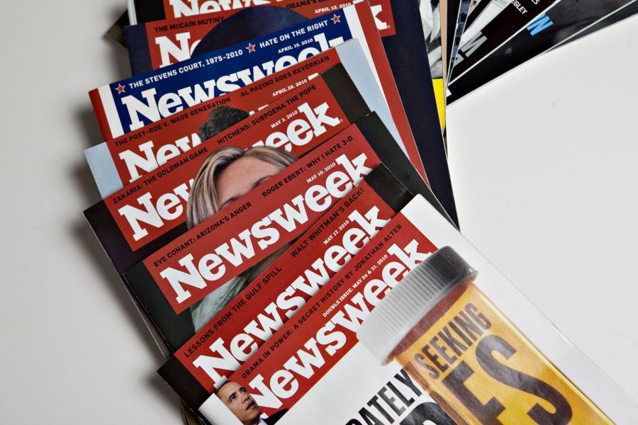 """""""Newsweek """""""