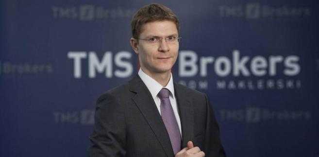 Szymon Zajkowski, DM TMS Brokers