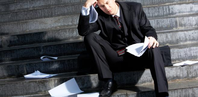 Wśród badanych deklarujących bezrobocie nie dłuższe niż rok (34 proc.) sporą część (10 proc.) stanowią osoby pozostające bez pracy od ponad sześciu do dwunastu miesięcy.