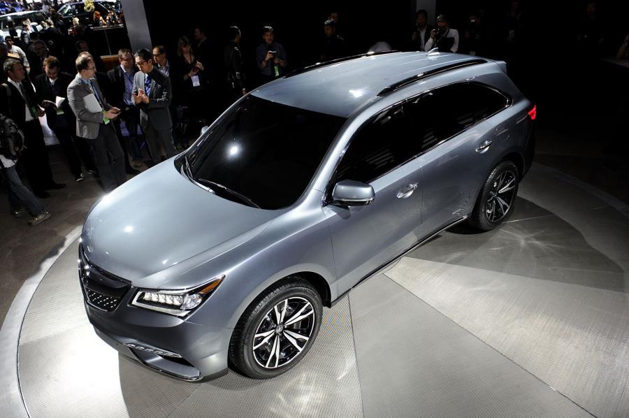 Prototyp Honda  Acura MDX