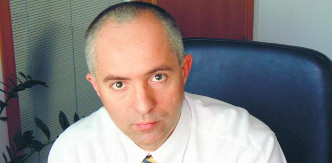 Piotr Bodył Szymala radca prawny, wykładowca WSB w Poznaniu, dyrektor obsługi prawnej BZ WBK