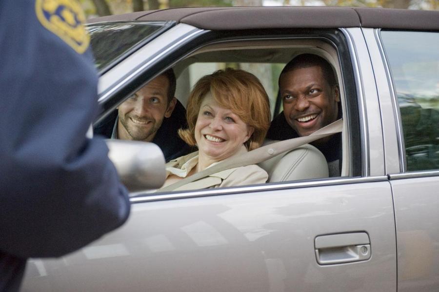 """Bradley Cooper, Jacki Weaver i Chris Tucker w filmie """"Poradnik pozytywnego myślenia"""""""