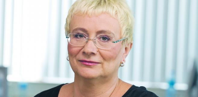 Bożena Wiktorowska