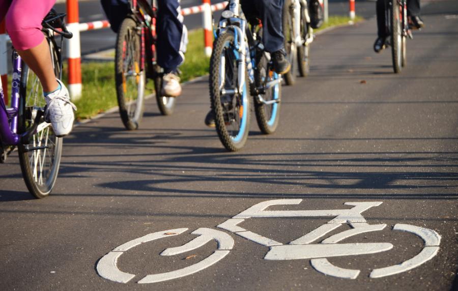 rower, ścieżka rowerowa