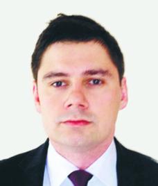 Dominik Wojtas, aplikant adwokacki