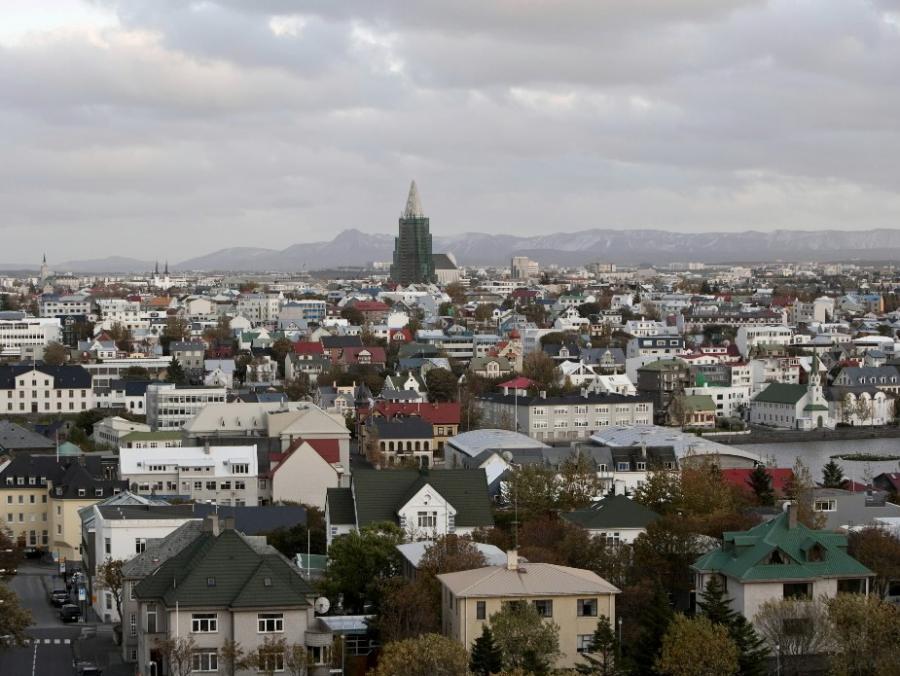 Rejkiawik- stolica Islandii
