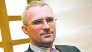 Krzysztof Sachs, partner w EY, pełnomocnik miasta Wrocław, w sprawie którego NSA podjął uchwałę
