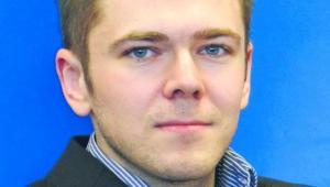 Krystian Pawłowicz ekspert podatkowy w KPMG w Polsce