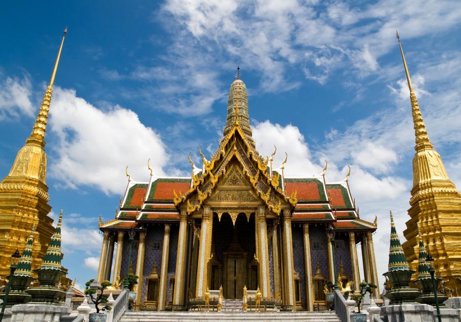 Wat Phra Kaeo – Świątynia Szmaragdowego Buddy