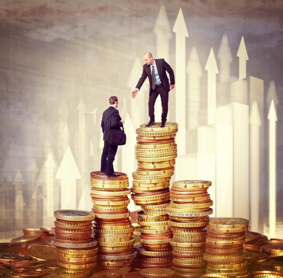 pieniądze, zatrudnienie, wynagrodzenia