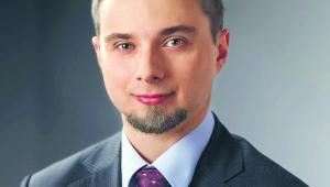Adam Kraszewski radca prawny, managing associate w Kancelarii Gessel
