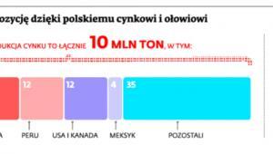 Kanadyjczycy umocnią pozycję dzięki polskiemu cynkowi i ołowiowi