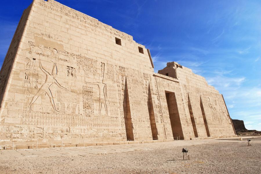 Świątynia Medinet Habu