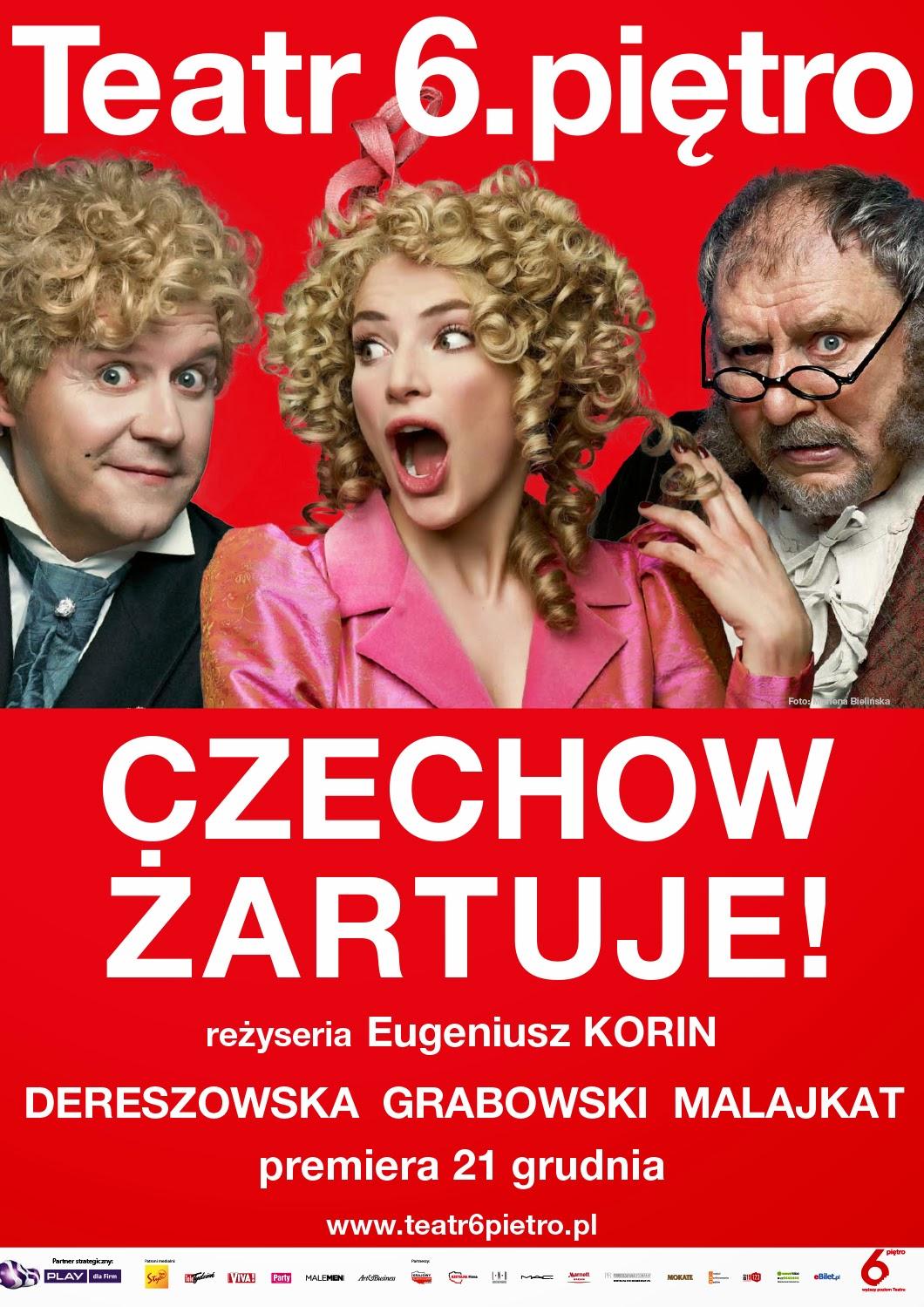 """""""Czechow żartuje"""""""