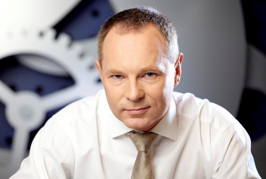 Adam Maciejewski, prezes GPW (29); fot. GPW