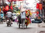 2. miejsce: Hanoi. 1-dniowy pobyt w tym mieście można zamknąć w kwocie 15.88$.