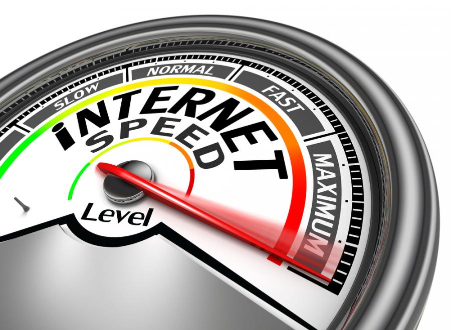 internet, szybkość, licznik