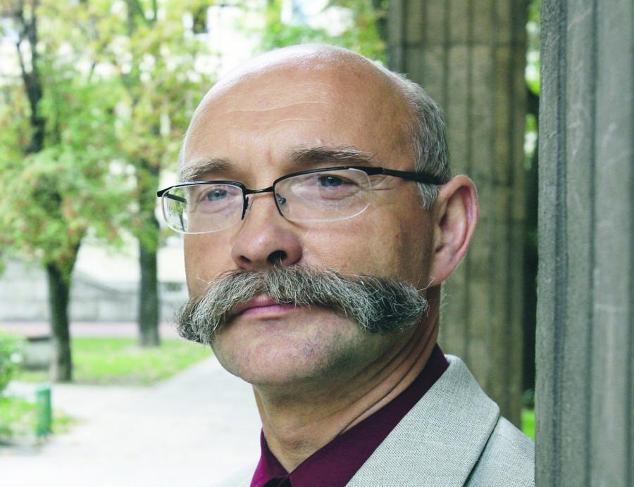 Waldemar Gujski fot. Wojtek Górski