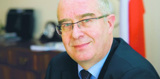 Andrzej Seremet, prokurator generalny / fot. Wojtek Górski