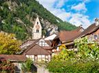 4. miejsce: 1-dniowy pobyt w Interlaken (wg rankingu Price of Travel) kosztuje 102,69 $.