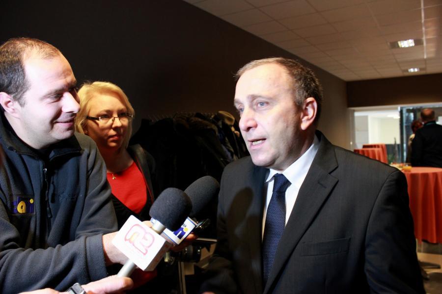 Grzegorz Schetyna (FOT.LUKASZ PLOCKI/NEWSPIX.PL)
