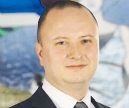 Oktawian Nawrot, profesor w Katedrze Teorii i Filozofii Państwa i Prawa Uniwersytetu Gdańskiego