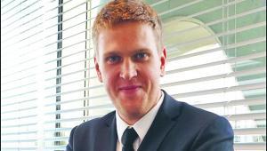 Michał Kluska, adwokat w kancelarii Olesiński i Wspólnicy