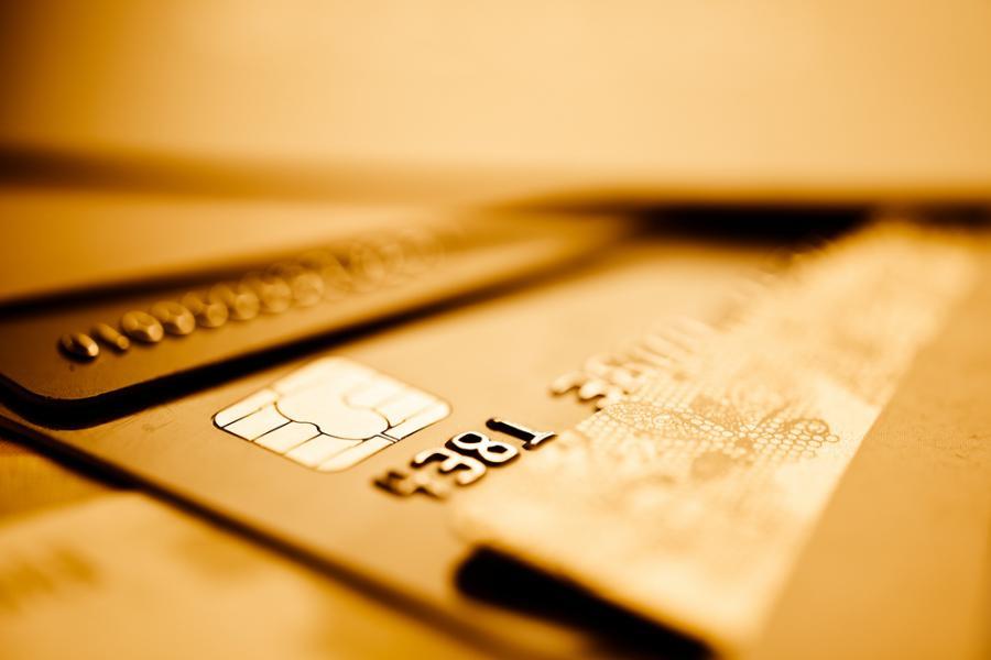 złote karty kredytowe