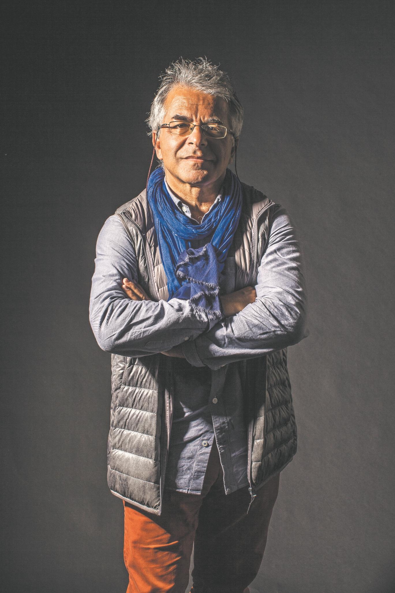Sławomir Grünberg, fot. Maksymilian Rigamonti