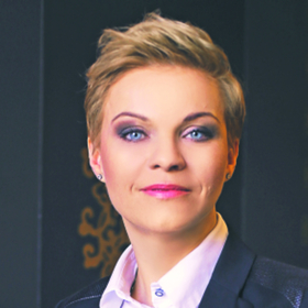 Monika Janus komornik, rzecznik prasowy Krajowej Rady Komorniczej